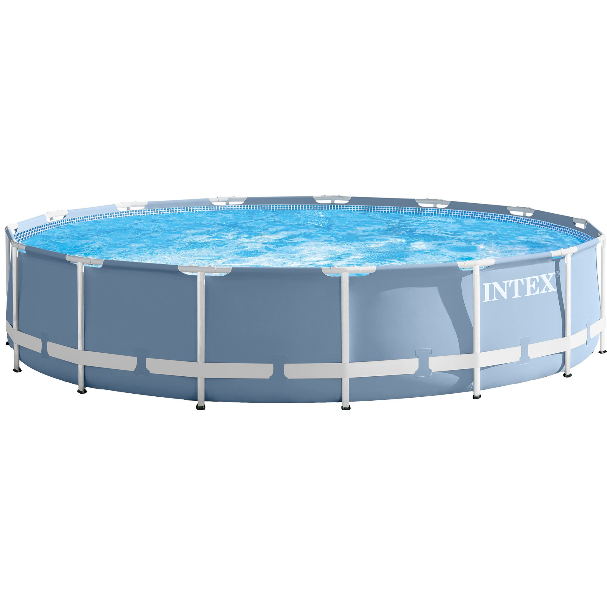Piscina Intex Prism Frame Rotunda, 4.57M X 84Cm à Piscine Intex 3.66
