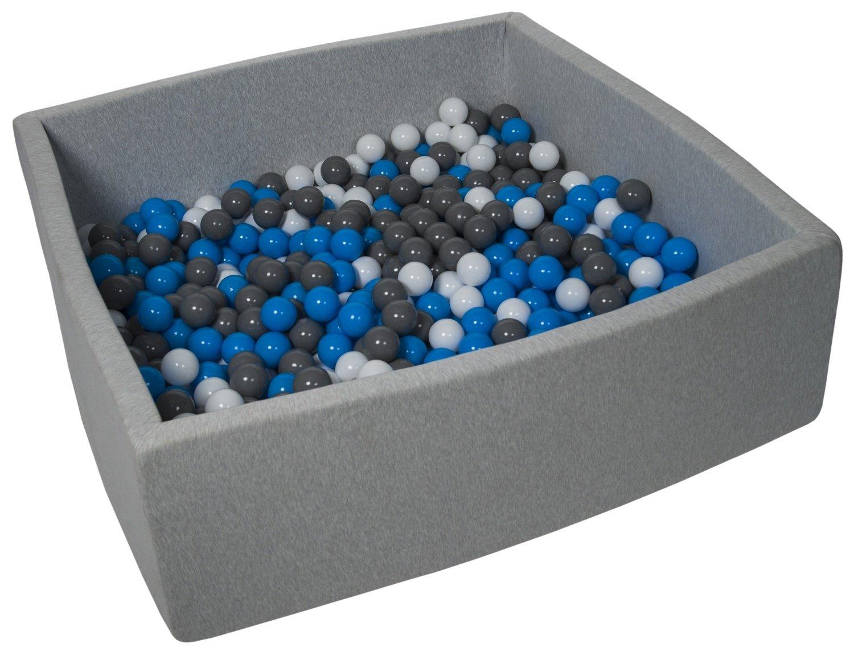 Piscine À Balles ⇒ Comparatif, Avis Et Meilleurs Modèles 2020 destiné Piscine A Balle En Mousse