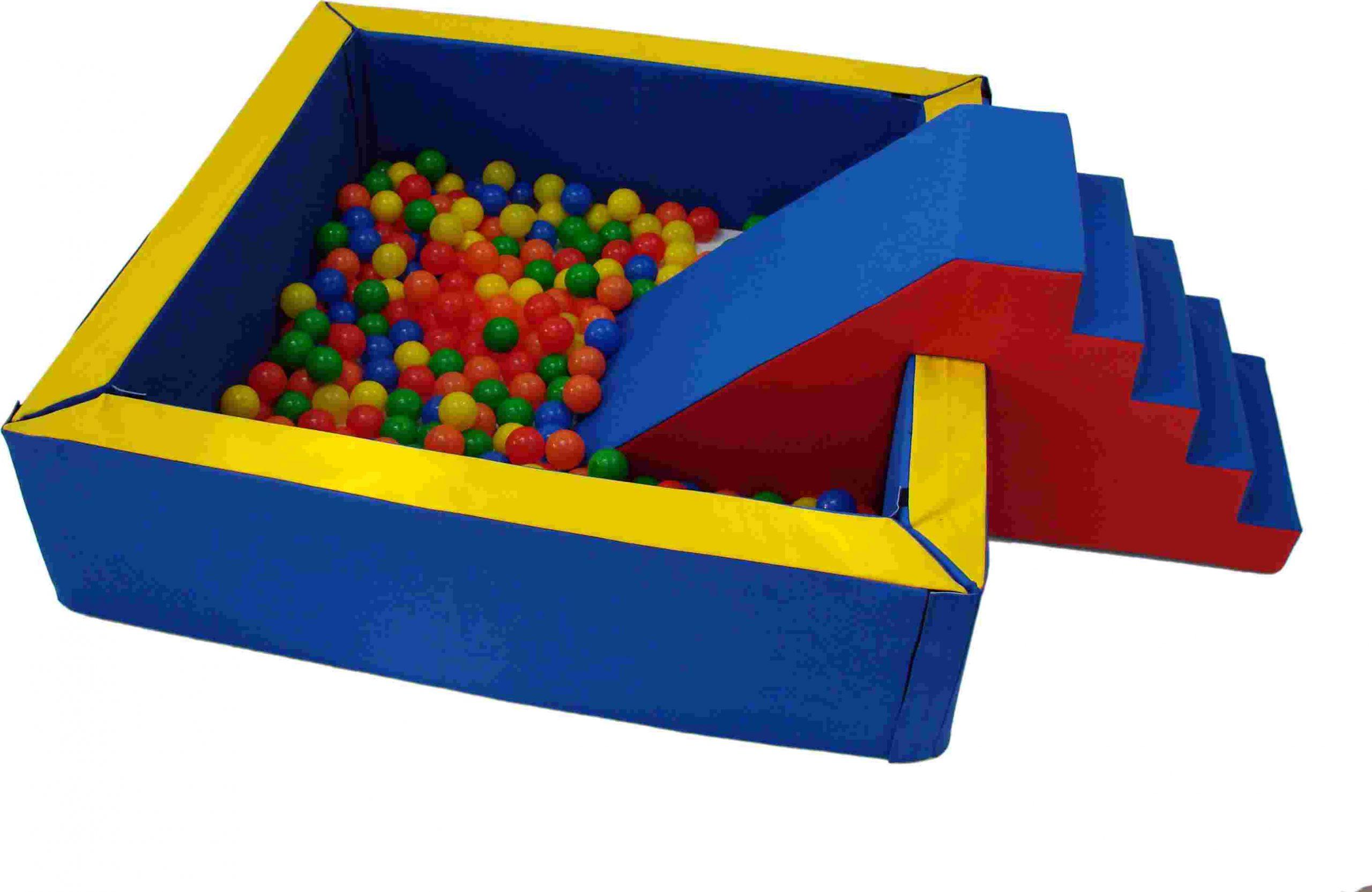 Piscine À Balles Pas Cher - Lareduc avec Piscine À Balle