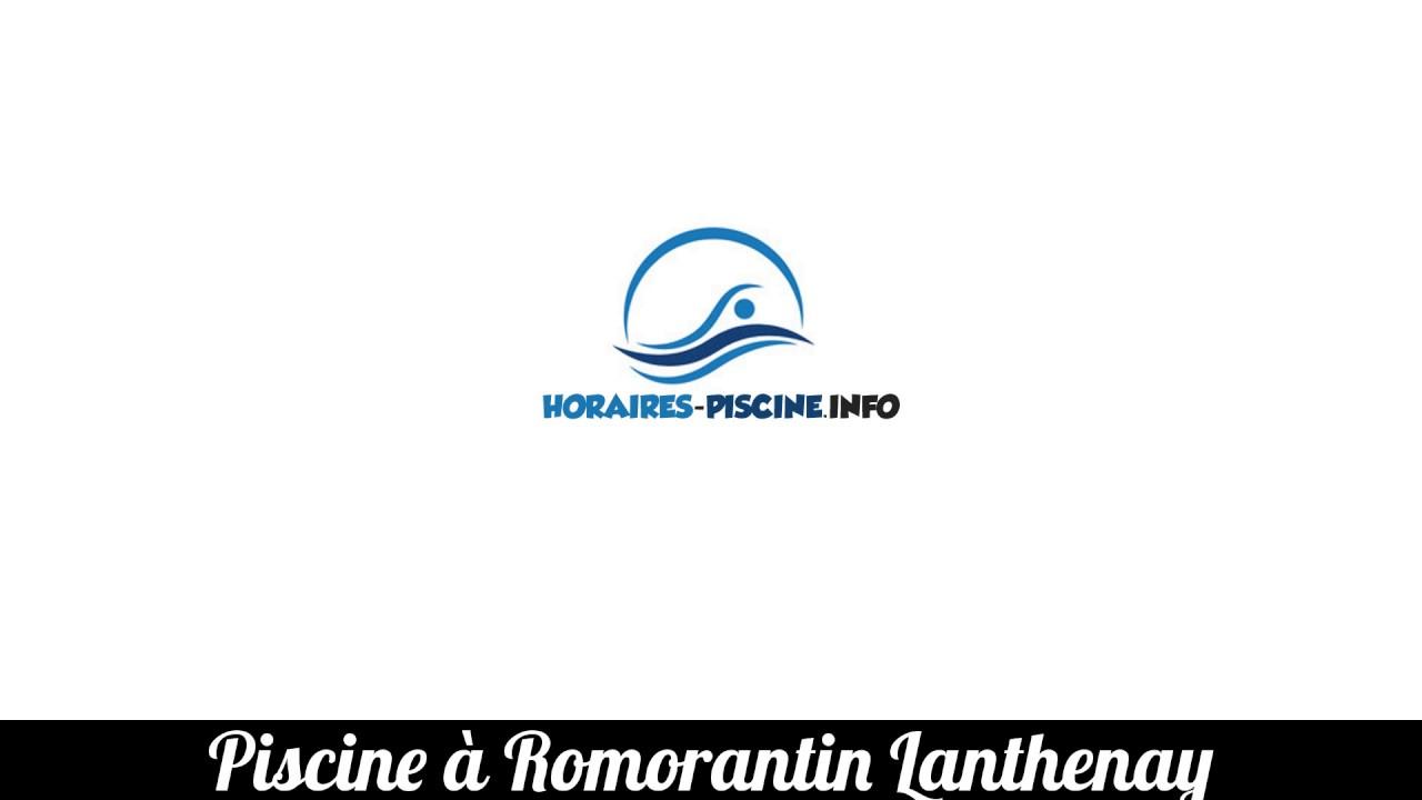 Piscine À Romorantin Lanthenay avec Horaire Piscine Romorantin