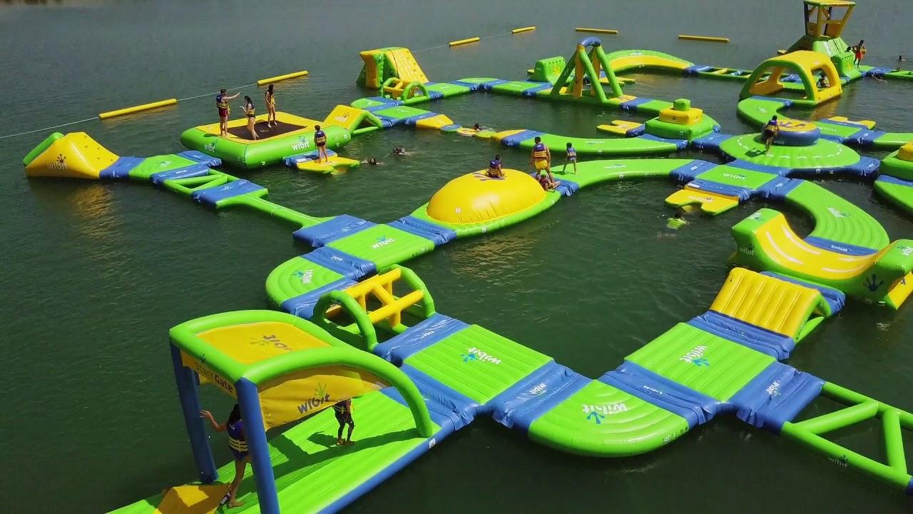 Piscine À Toulouse Et Parc Aquatique Pour S'amuser Dans L ... intérieur Piscine Chapou Toulouse