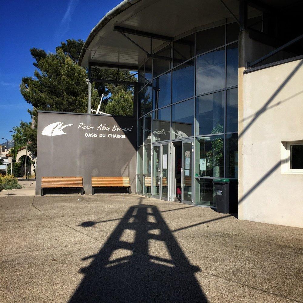 Piscine Alain Bernard - Swimming Pools - Quartier Le Charrel ... concernant Piscine Alain Bernard