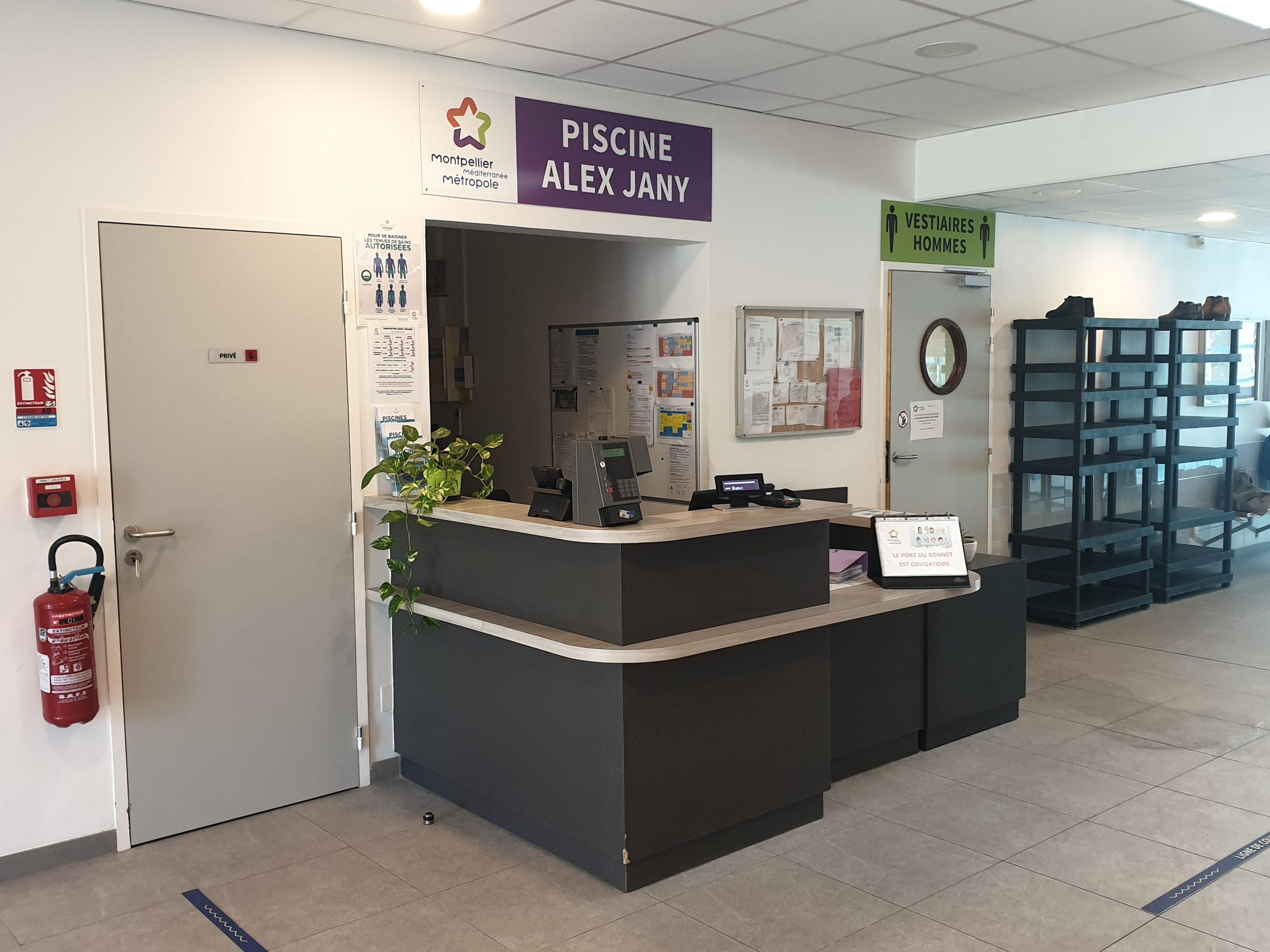 Piscine Alex Jany À Jacou | Montpellier Méditerranée Métropole pour Horaire Piscine Jacou