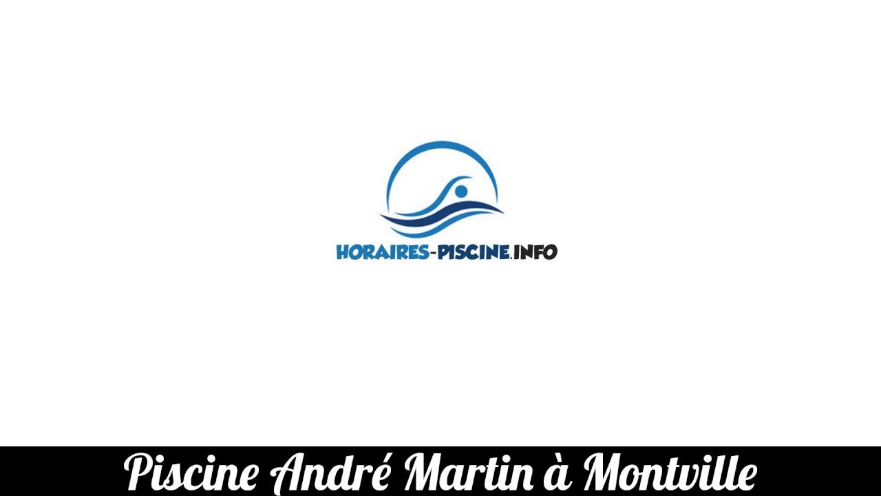 Piscine André Martin À Montville concernant Piscine Montville