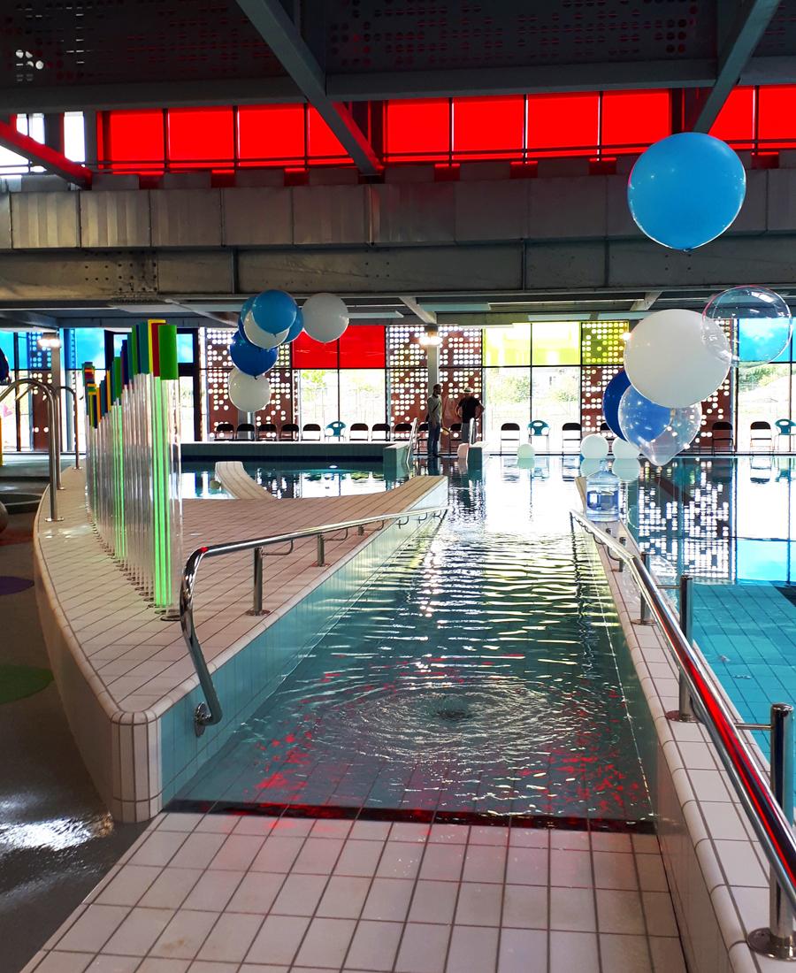 Piscine-Aquabalt - Office De Tourisme De Nevers Et Sa Région dedans Piscine Nevers