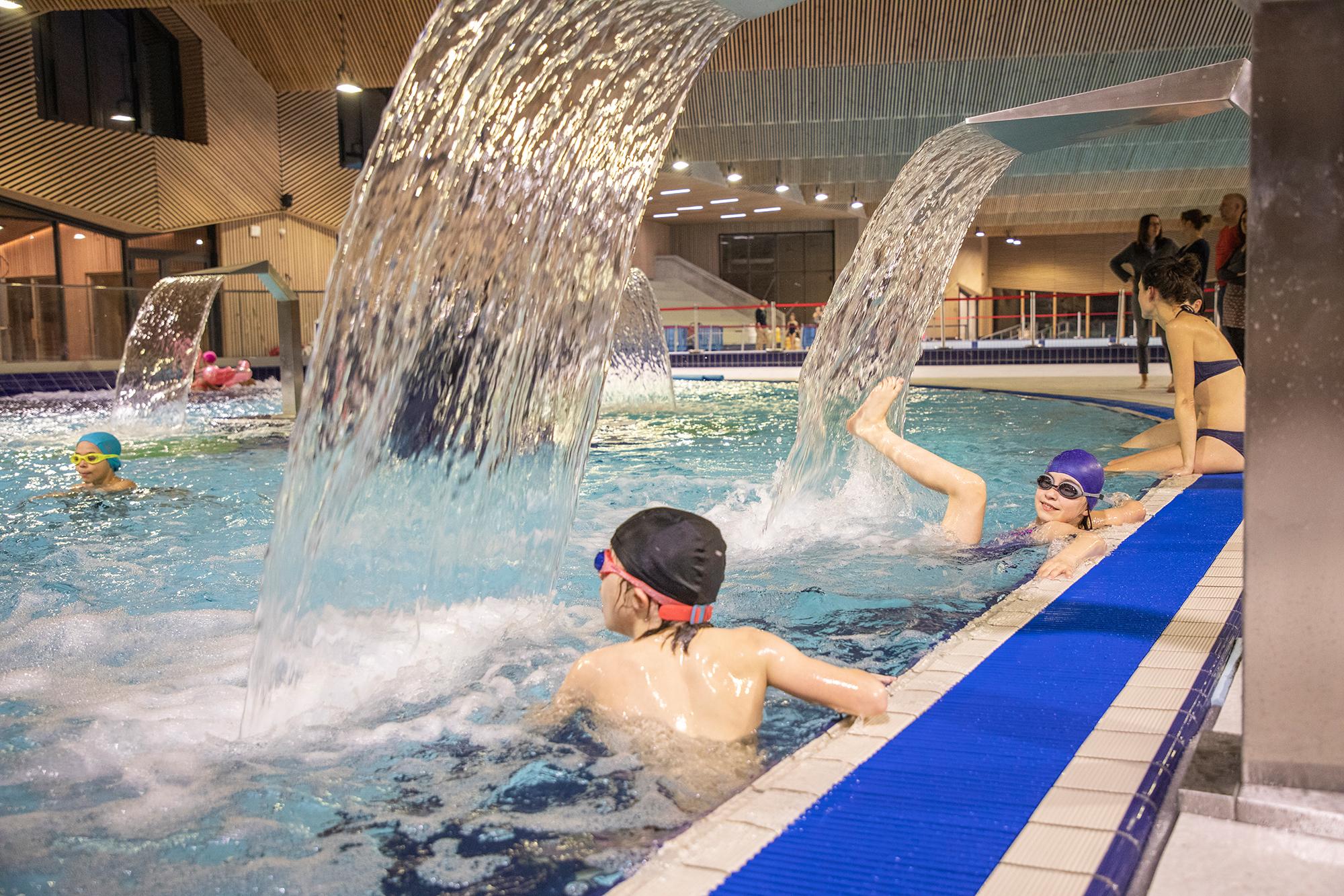 Piscine Aqualudique Du Stade De Chambéry - Grand Chambéry serapportantà Piscine Des Halles