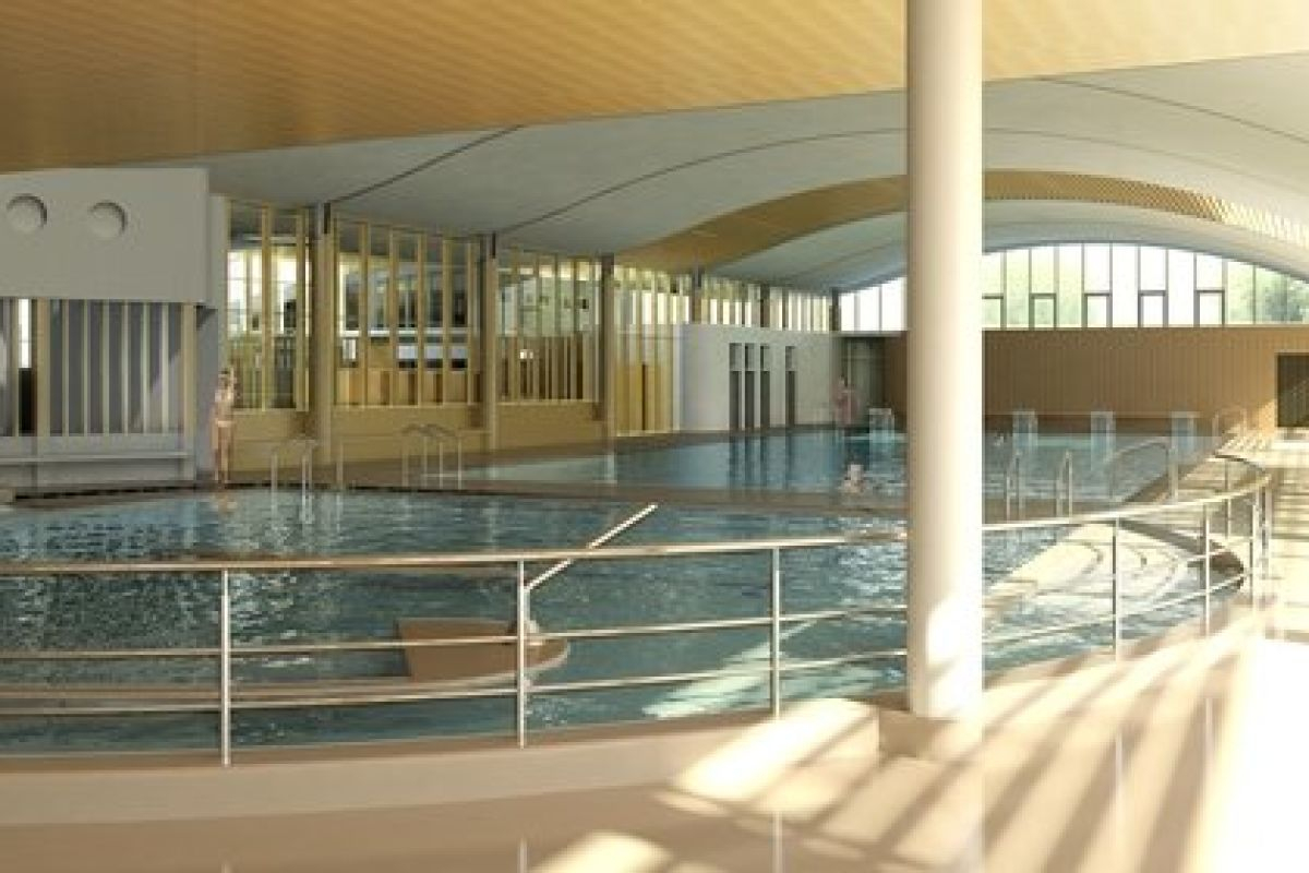 Piscine Aquarelle, Centre Aquatique De Saintes - Horaires ... serapportantà Piscine Aquarelle Saintes