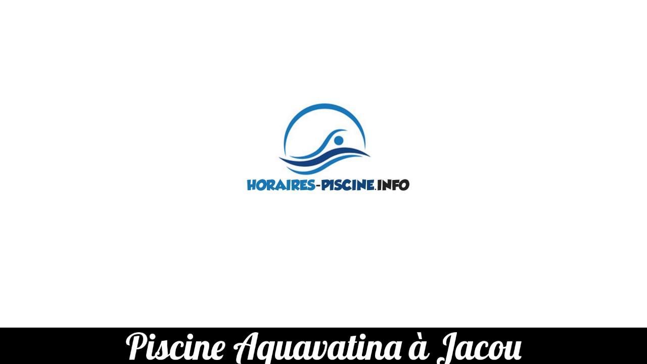 Piscine Aquavatina À Jacou intérieur Horaire Piscine Jacou