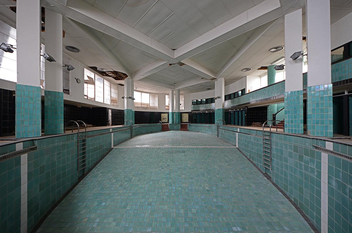 Piscine Art Deco – Egregius.be avec Piscine De Poperinge