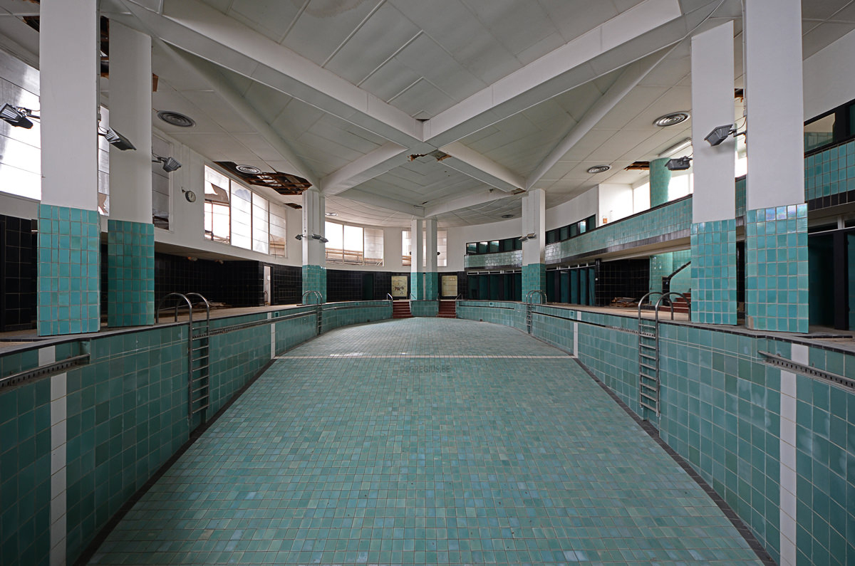 Piscine Art Deco – Egregius.be tout Piscine Poperinge