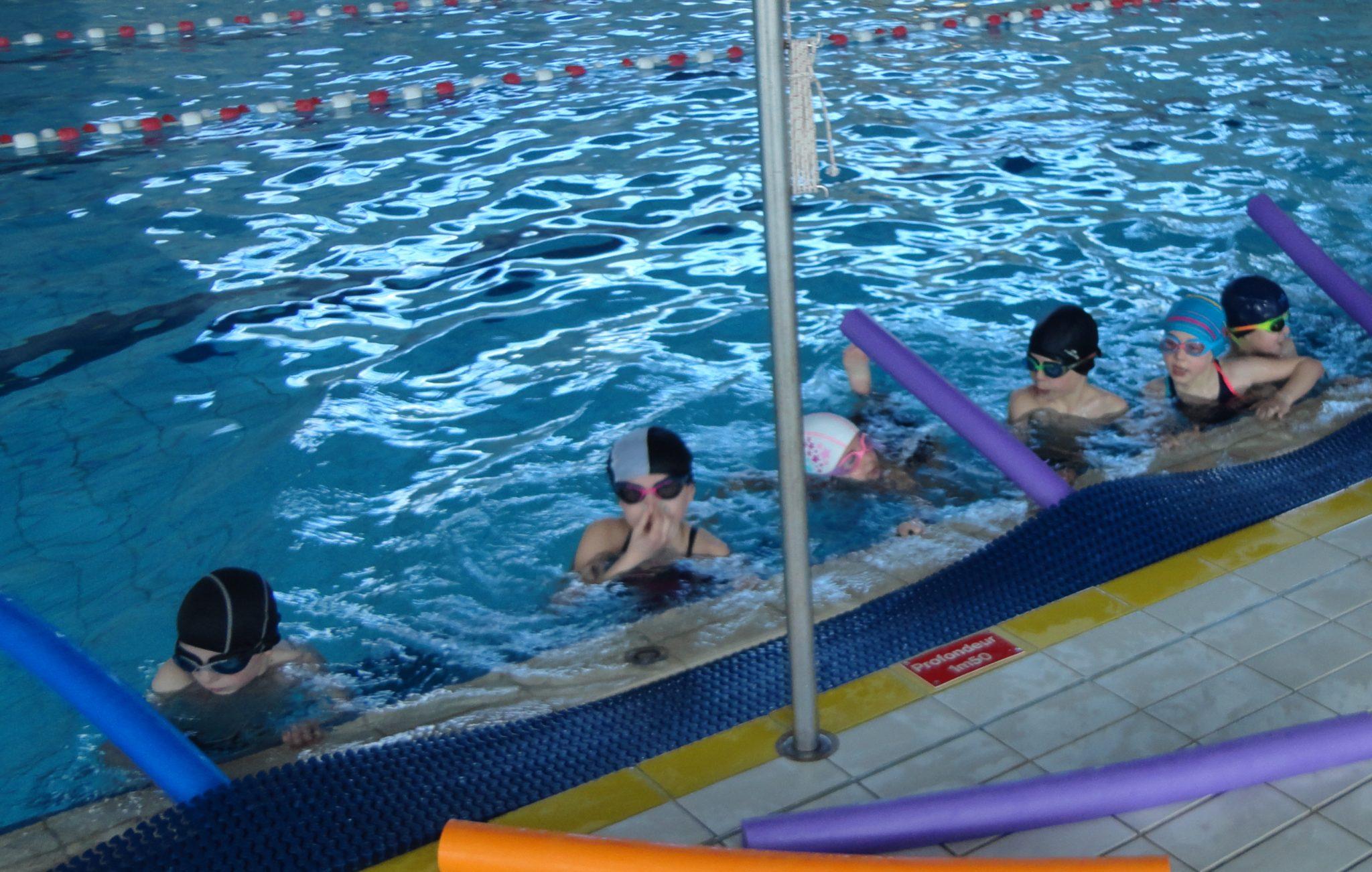 Piscine Au Centre Aquatique Jean Blanchet | intérieur Piscine Ancenis Horaire