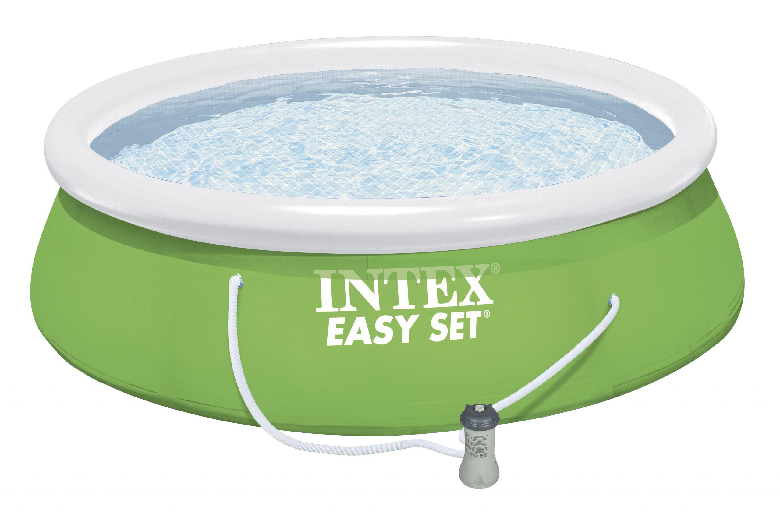 Piscine Autoportante Gonflable Suppression Intex Diam.3.66 M X H.0.84 M intérieur Piscine Autoportée Leroy Merlin