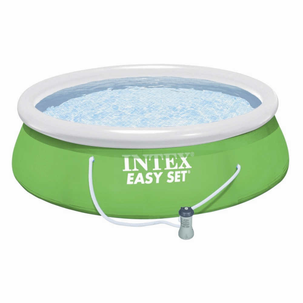 Piscine Autoportée Intex Easy Set Diamètre 3.66M avec Piscine Intex 3.66