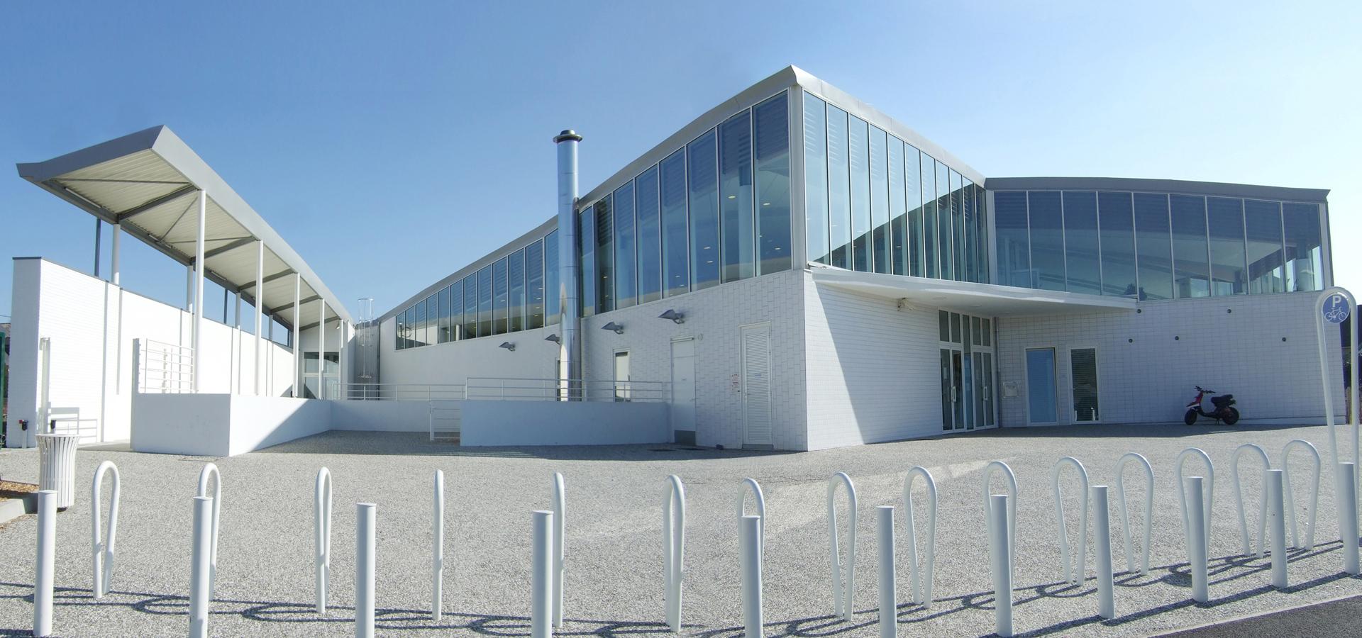 Piscine & Balnéothérapie, Construction - Acta Architecture À Pau avec Piscine Nay