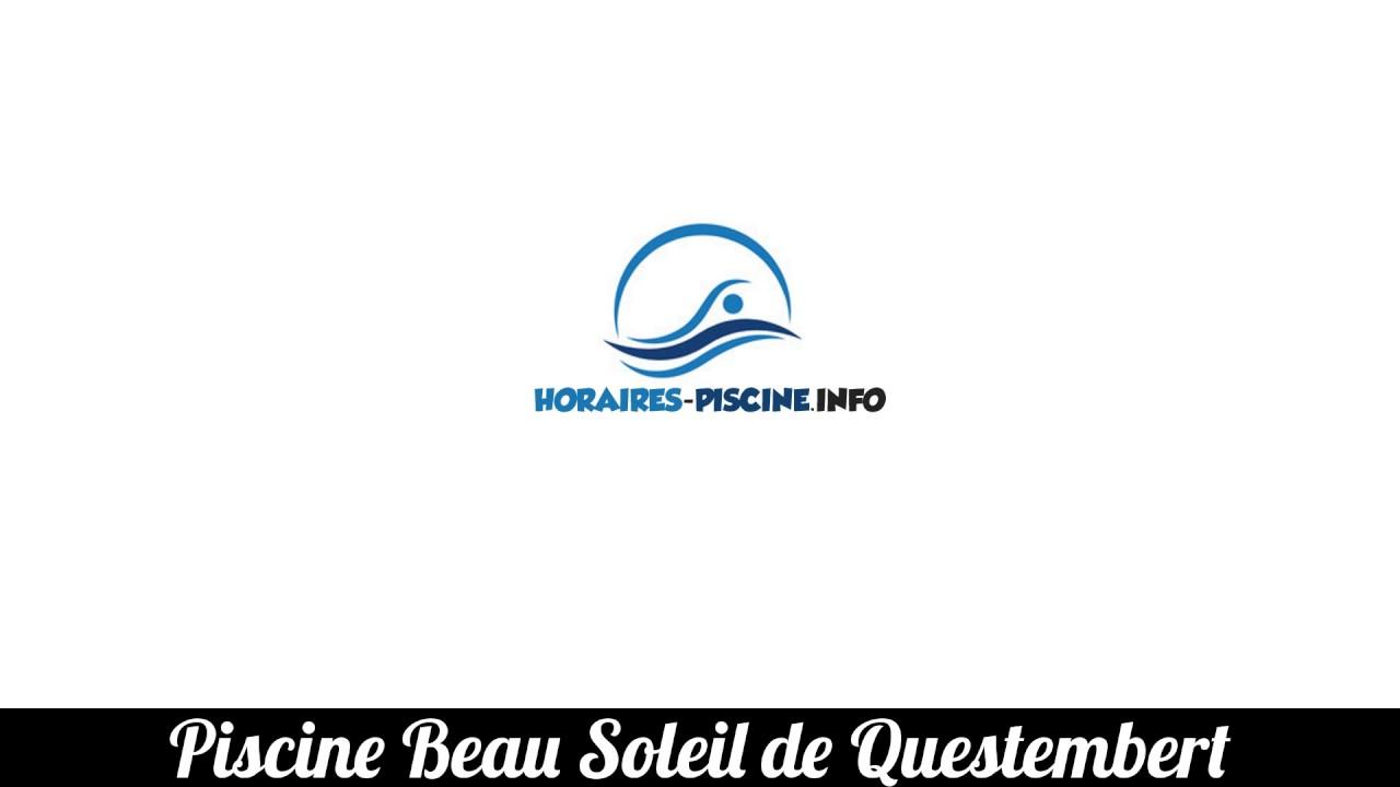Piscine Beau Soleil De Questembert destiné Piscine De Questembert