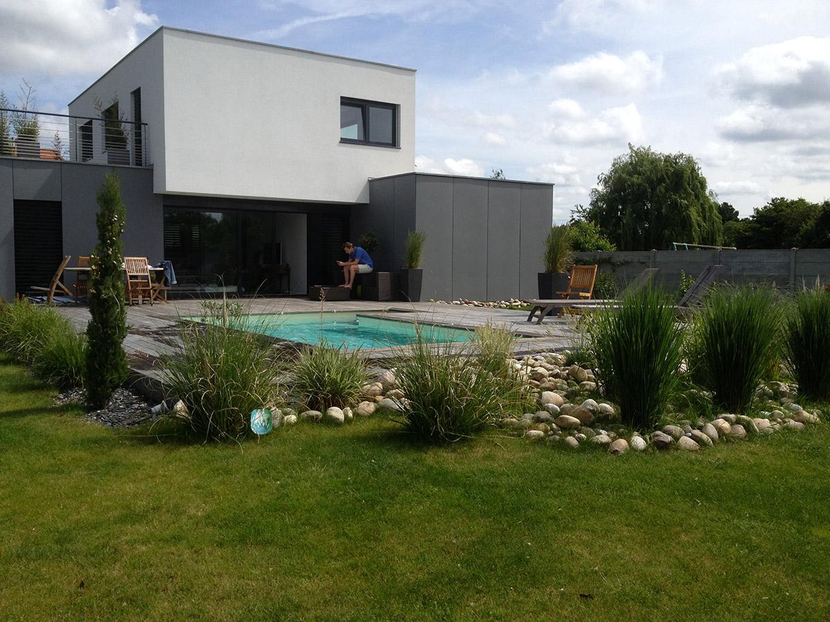Piscine Béton Rouffach, Colmar, Alsace - Jardin D'eau ... encequiconcerne Piscine Rouffach