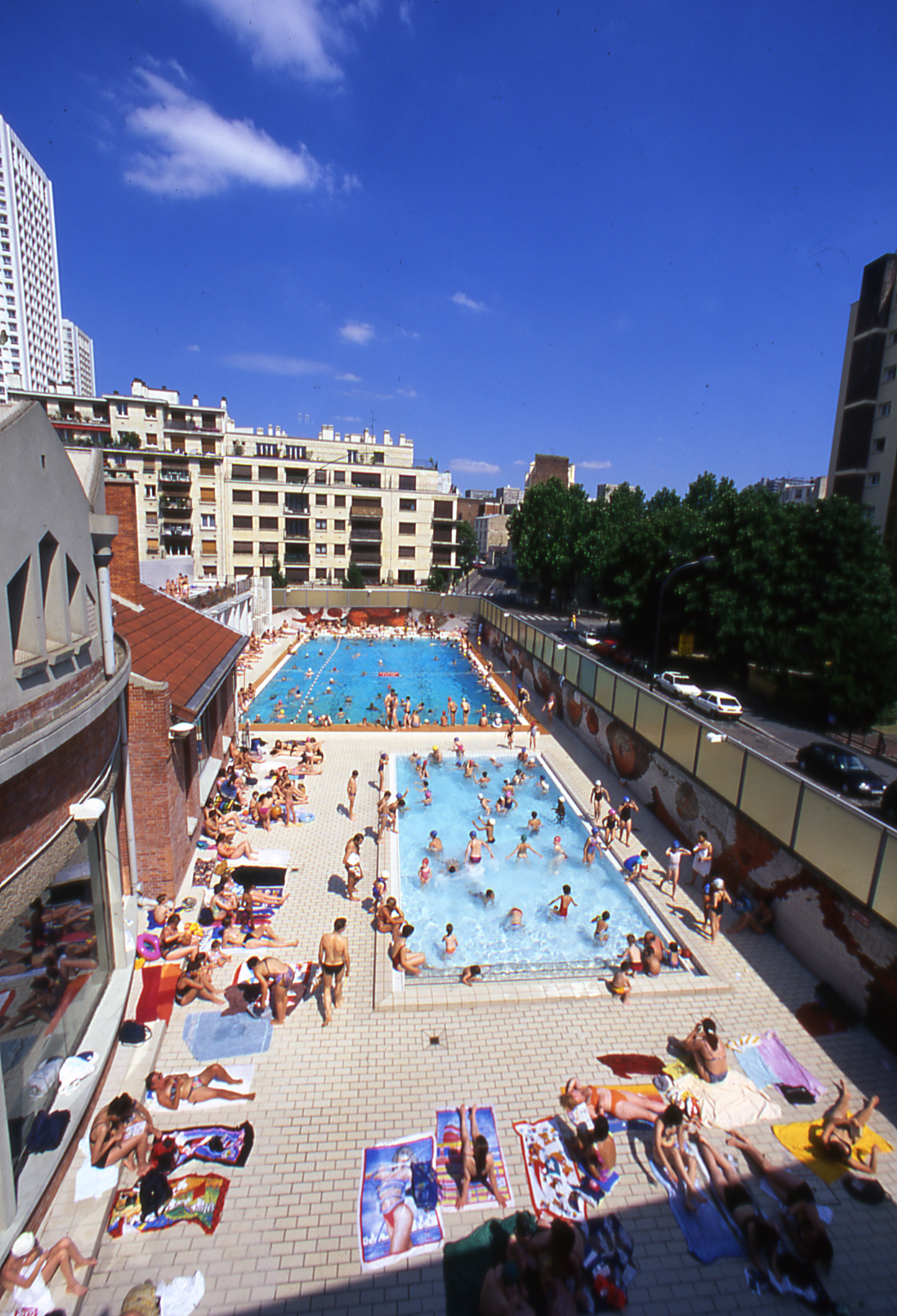 Piscine Butte-Aux-Cailles | Sport And Fitness In Butte-Aux ... avec Piscine De La Butte Aux Cailles