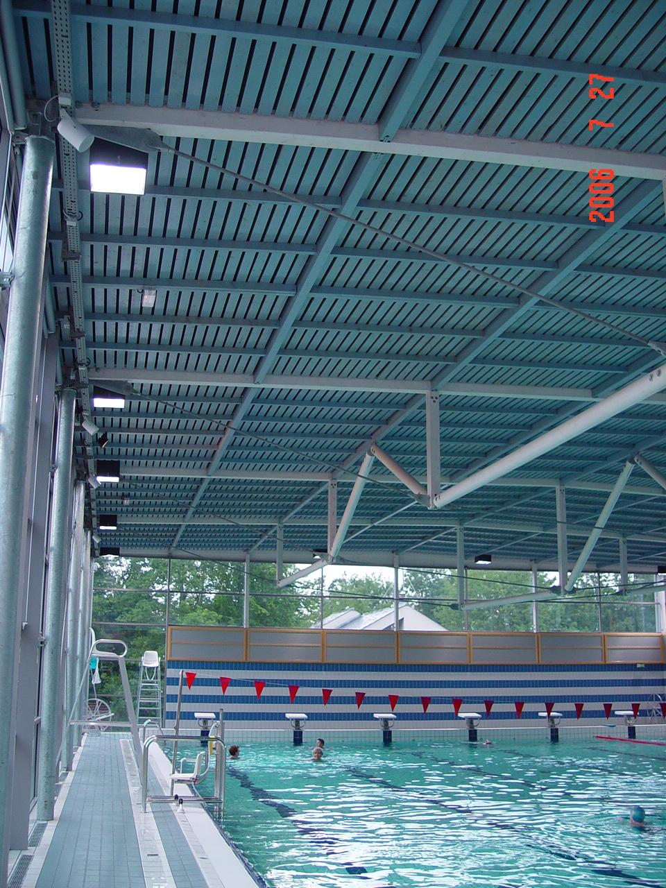 Piscine Celle Saint Cloud Bassin Sportif ‹ Tisseyre+Associés intérieur Piscine Saint Cloud