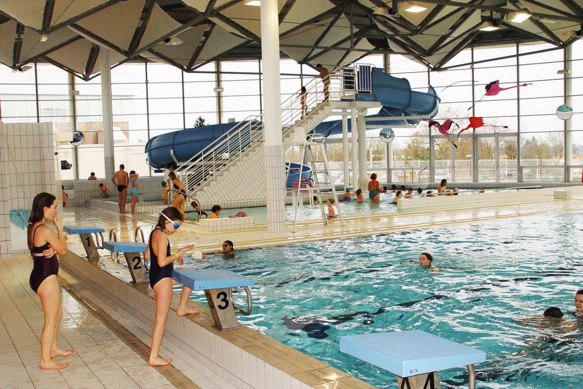 Piscine - Centre Aquatique Des Fraignes À Chauray - Horaires ... intérieur Horaire Piscine Bressuire