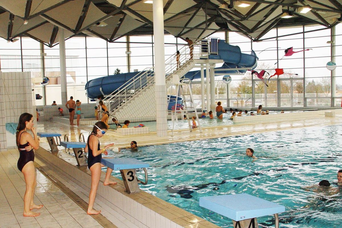 Piscine - Centre Aquatique Des Fraignes À Chauray - Horaires ... tout Horaire Piscine Cordemais