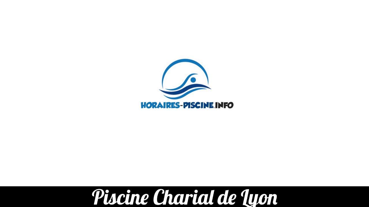 Piscine Charial De Lyon destiné Piscine Charial