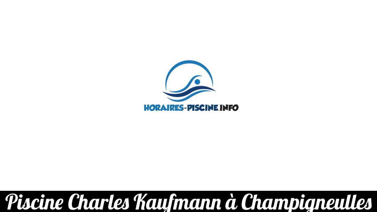 Piscine Charles Kaufmann À Champigneulles serapportantà Piscine Champigneulles