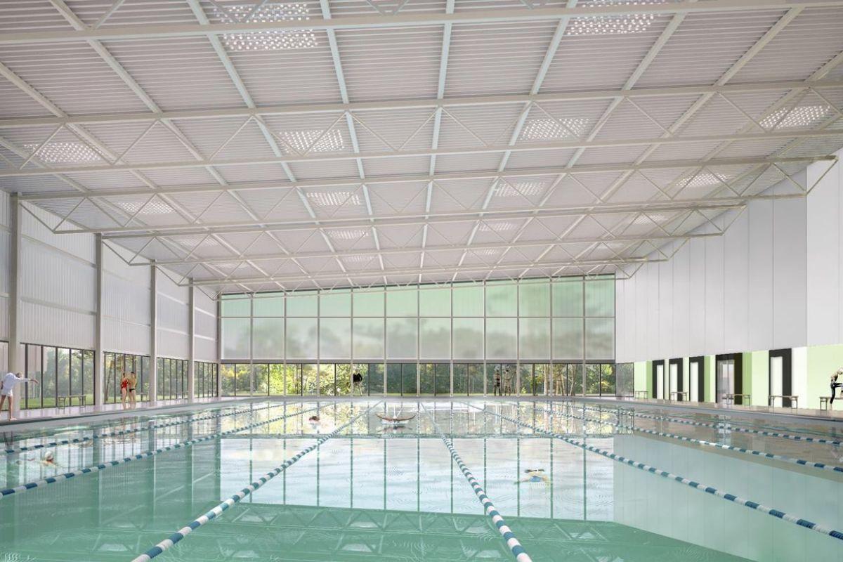 Piscine Citésports À Fontainebleau - Horaires, Tarifs Et ... pour Piscine De Moret Sur Loing