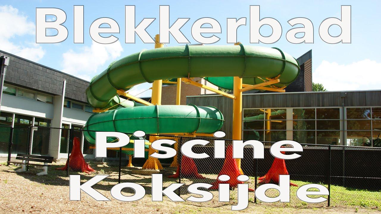 Piscine Communale Koksijde Hoge Blekker dedans Piscine Koksijde