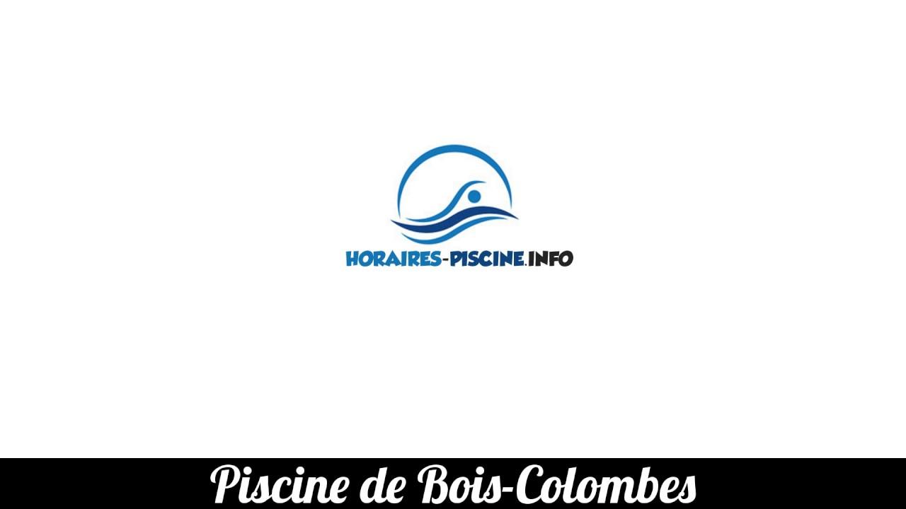 Piscine De Bois-Colombes - intérieur Piscine Bois Colombes