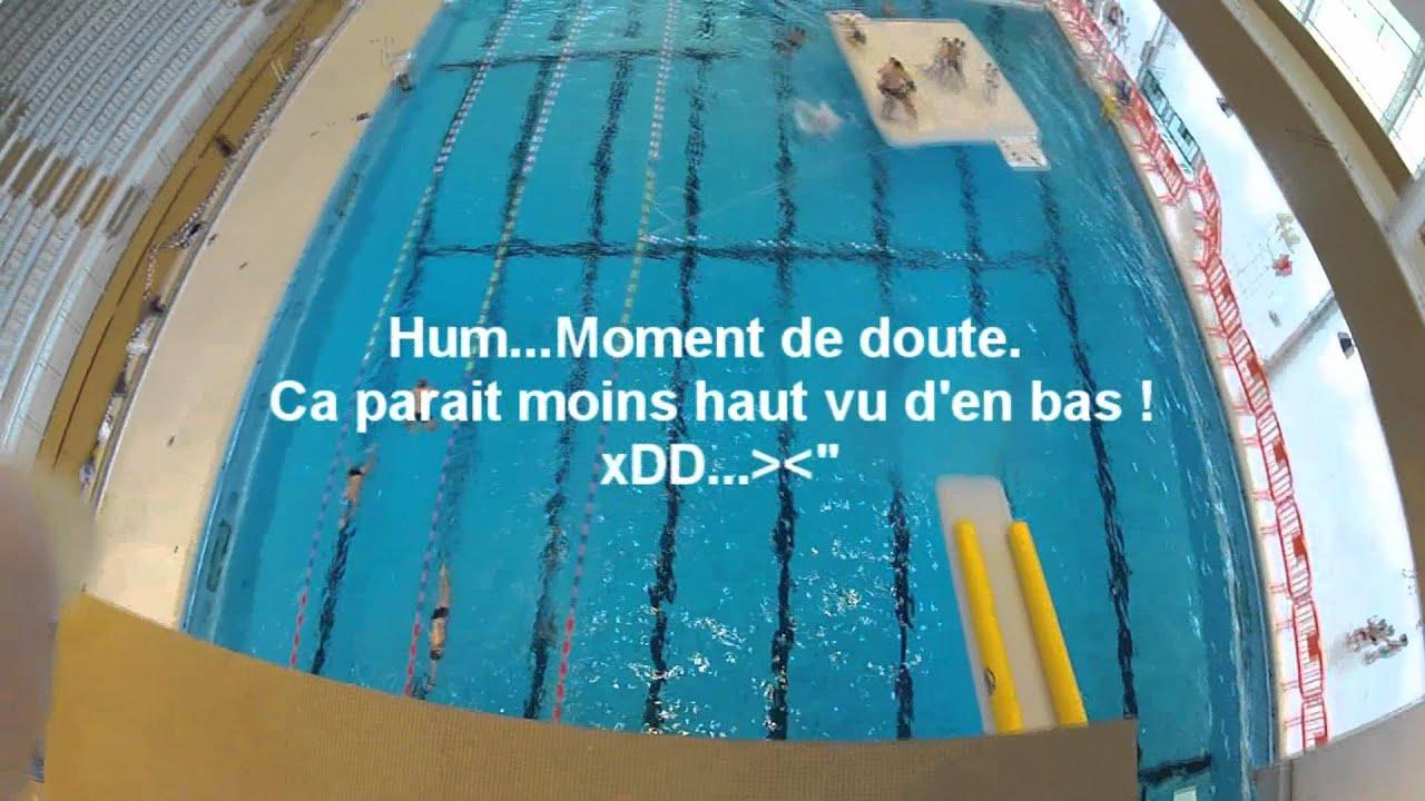Piscine De Brequigny - Rennes - Fr - Jump 5 Et 10 Mètres For Fun ! encequiconcerne Piscine Brequigny Rennes