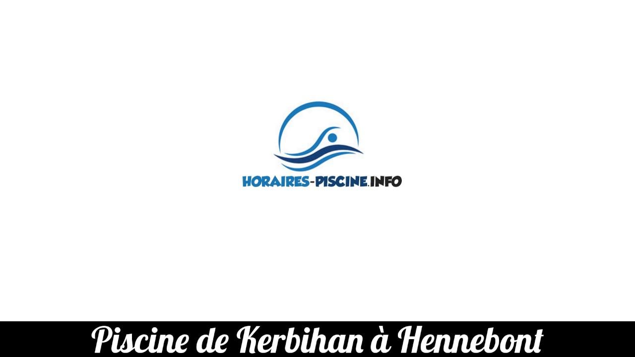 Piscine De Kerbihan À Hennebont concernant Horaire Piscine Hennebont
