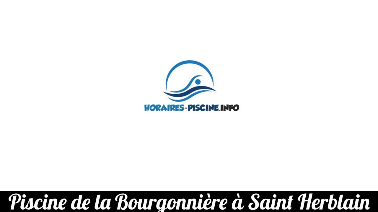 Piscine De La Bourgonnière À Saint Herblain concernant Piscine Bourgonnière