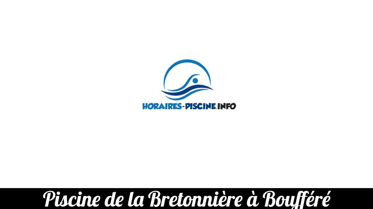 Piscine De La Bretonnière À Boufféré intérieur Piscine Boufféré