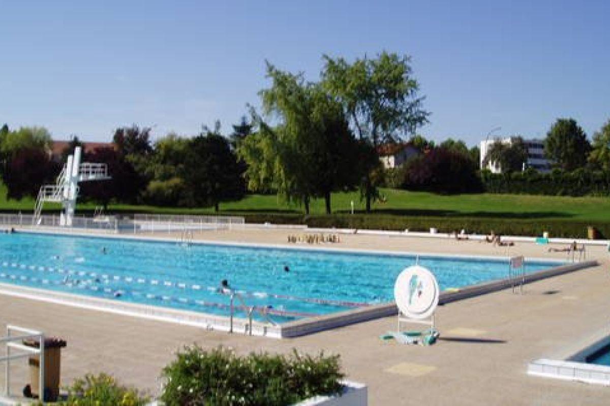 Piscine De La Grenouillère - Parc De Sceaux À Antony ... tout Piscine Sceaux