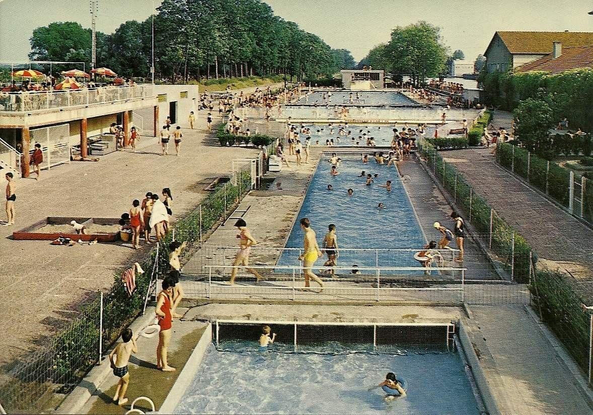 Piscine De La Jonction 1970/1982 | Piscine, Nevers serapportantà Piscine Nevers