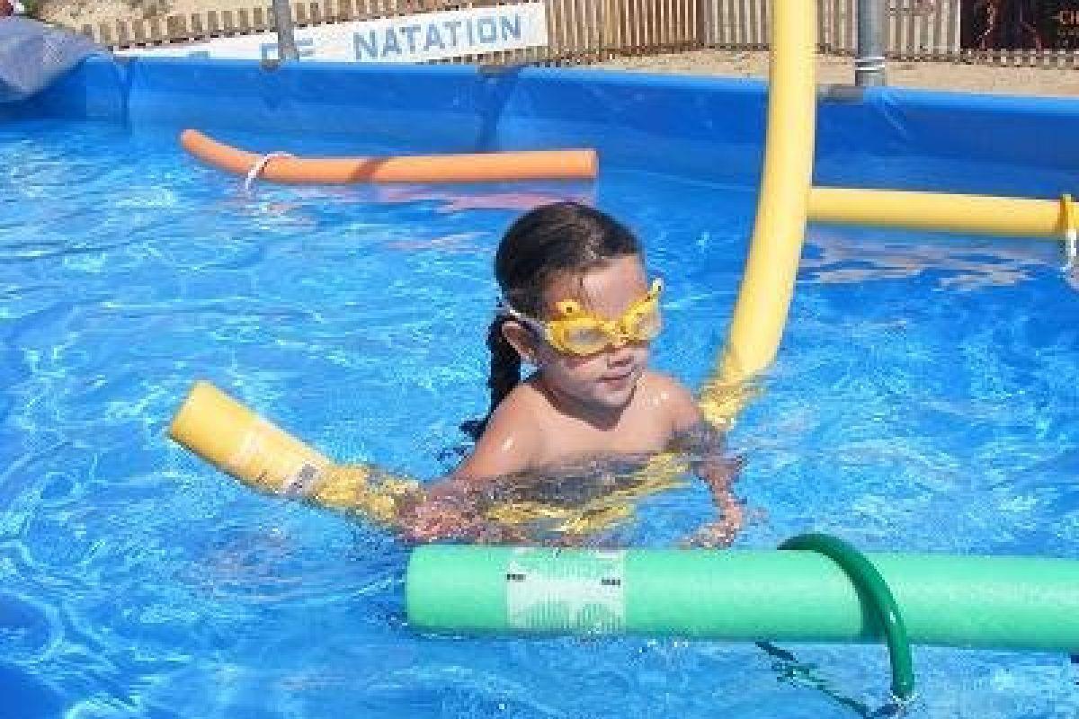 Piscine De L'école De Natation À Ondres Plage - Horaires ... pour Centre Aquatique Des Hauts De Bayonne Piscine Bayonne