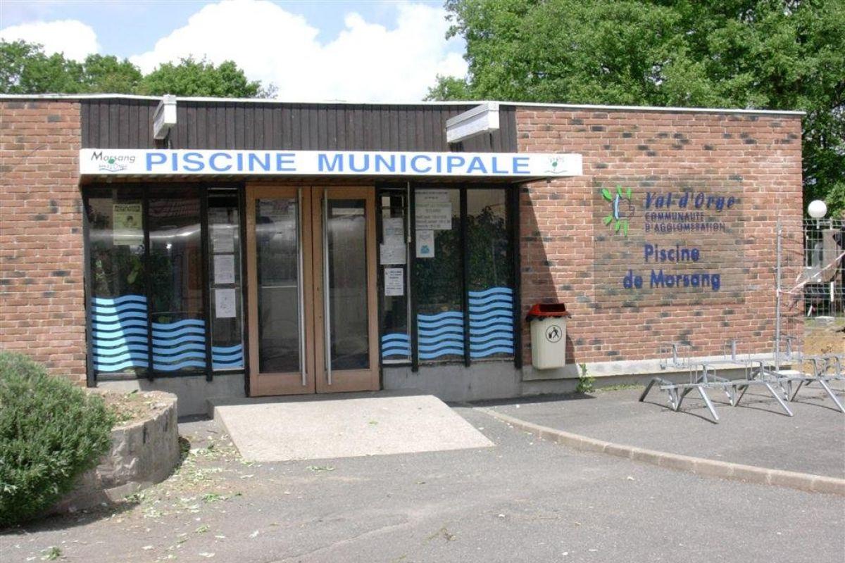 Piscine De Morsang-Sur-Orge - Horaires, Tarifs Et Téléphone ... concernant Piscine Val D Orge