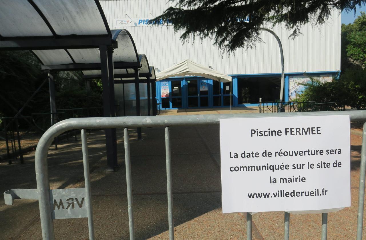 Piscine De Rueil-Malmaison Contaminée À La Légionelle : Le ... avec Piscine Suspendue
