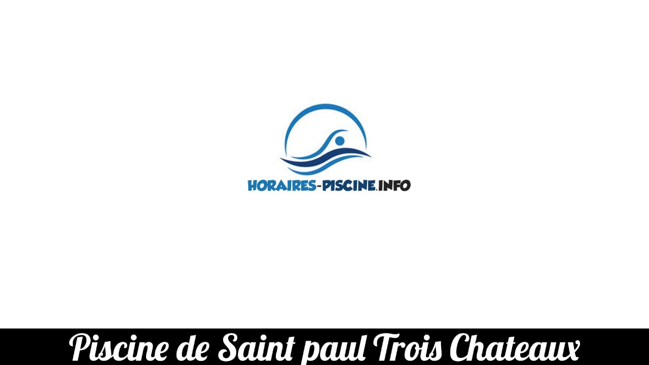 Piscine De Saint Paul Trois Chateaux tout Piscine Saint Paul Trois Chateaux
