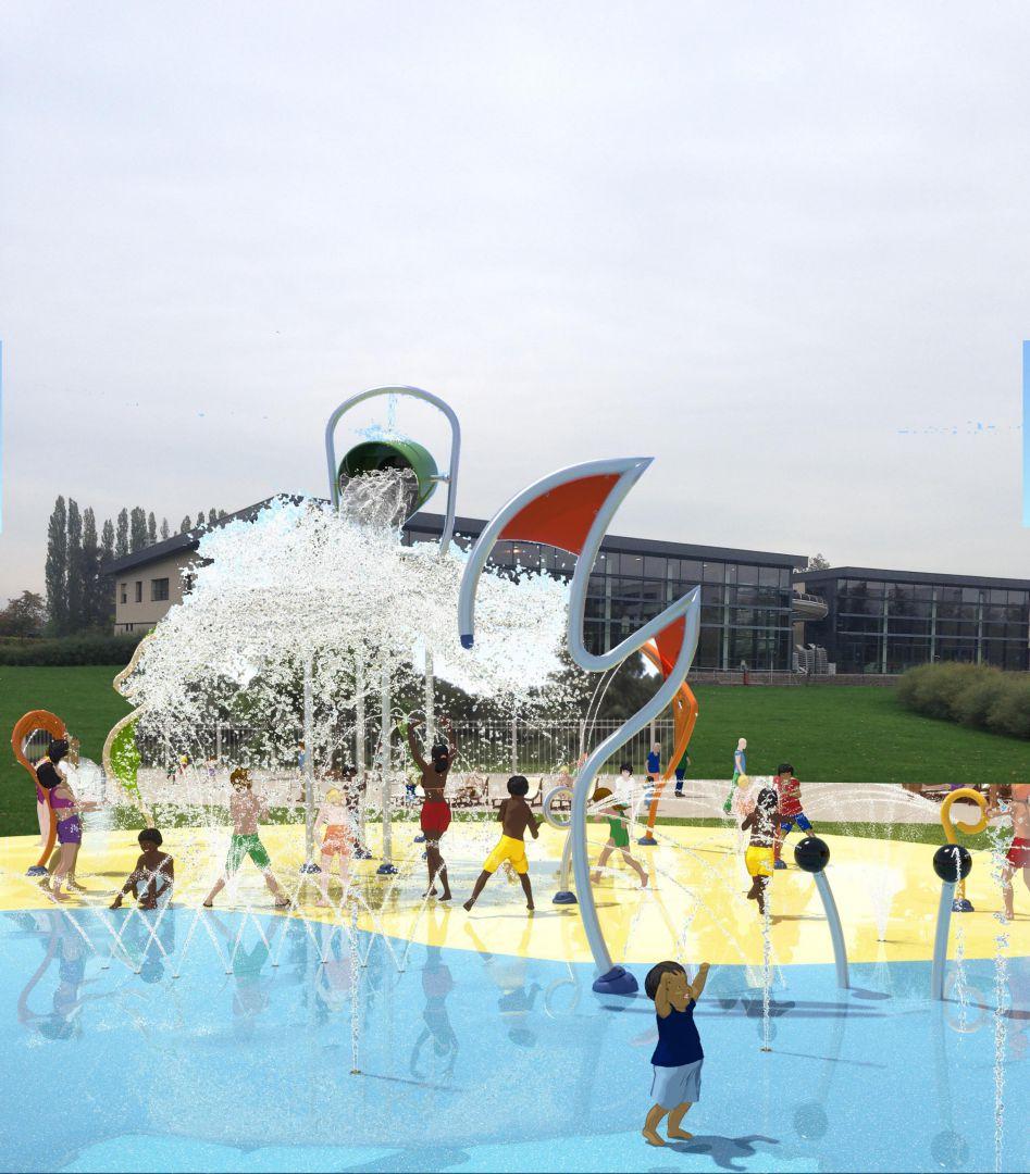 Piscine De Sélestat : Ouverture Des Jeux Aquatiques ... concernant Piscine De Selestat