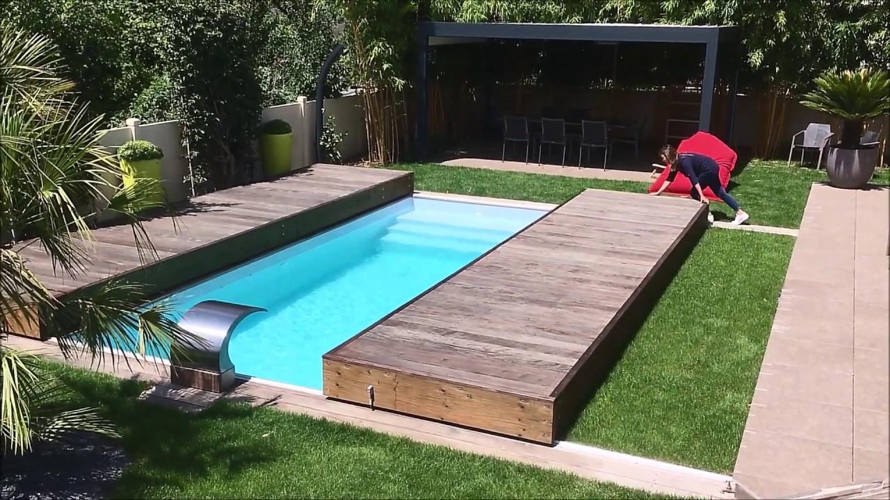 Piscine De Terrasse Conception - Idees Conception Jardin pour Fabriquer Une Terrasse Mobile Pour Piscine