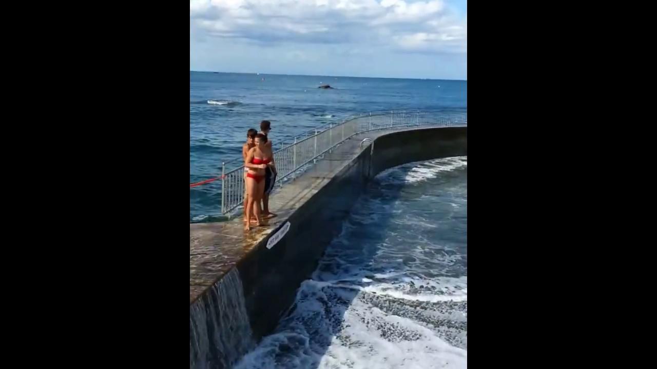Piscine D'eau De Mer Saint-Quay Portrieux - intérieur Piscine Eau De Mer