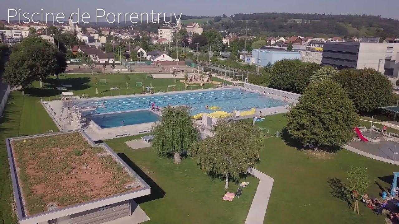 Piscine Découverte De Porrentruy (2019) - encequiconcerne Piscine Porrentruy