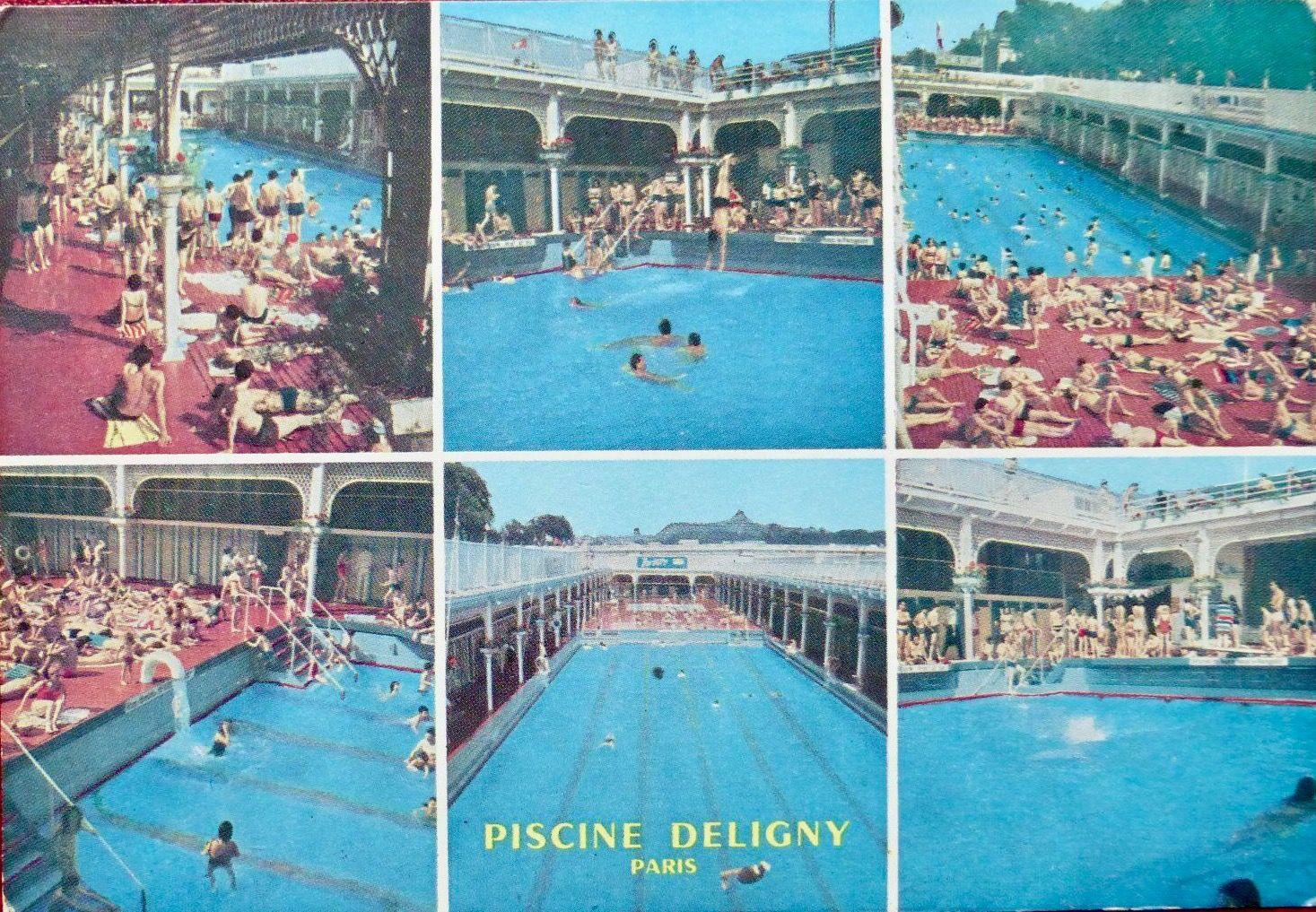 Piscine Deligny Sur La Seine Qui A Coulé | Piscine, Paris avec Piscine Eragny