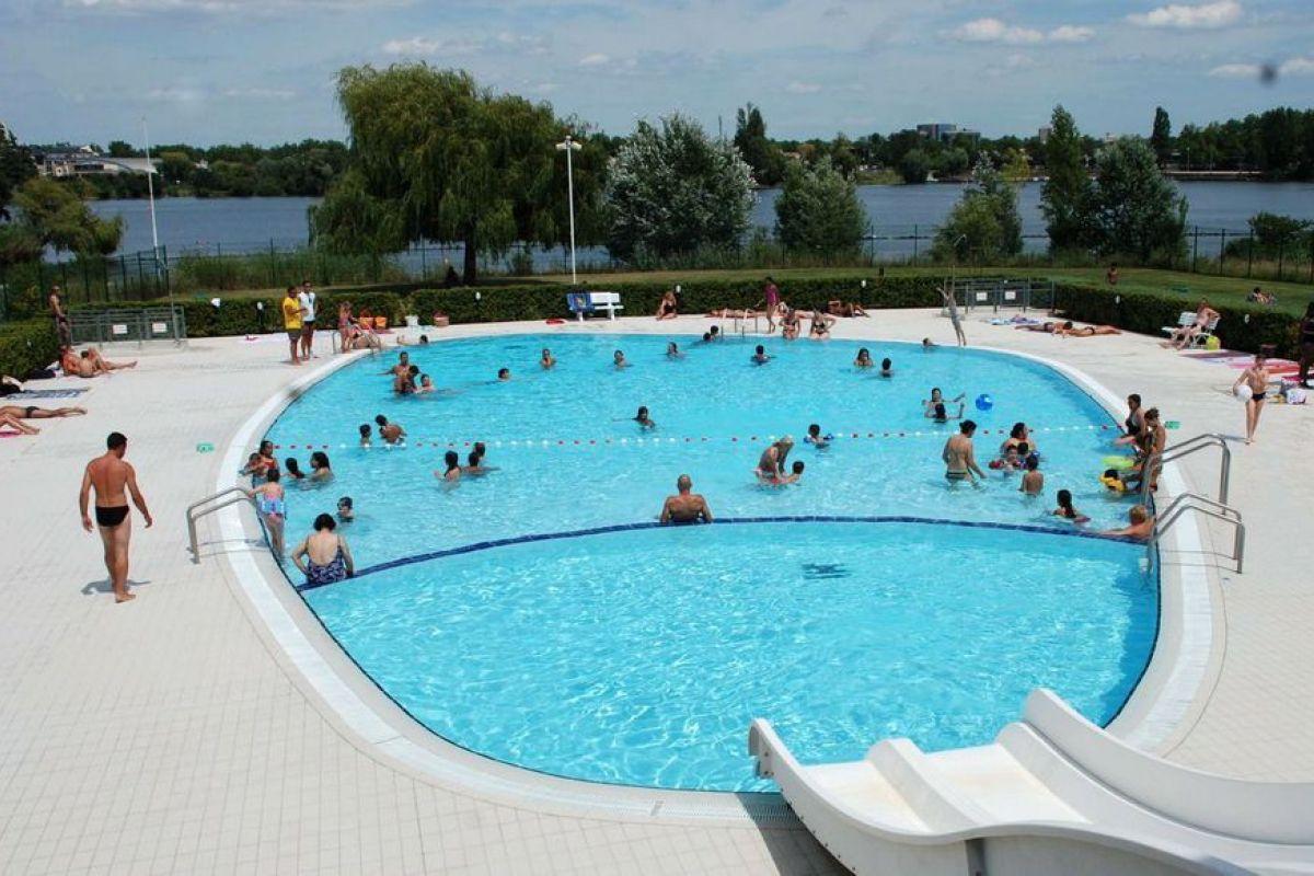 Piscine Des Lacs À Viry-Chatillon - Horaires, Tarifs Et ... intérieur Piscine Chatillon Sur Seine