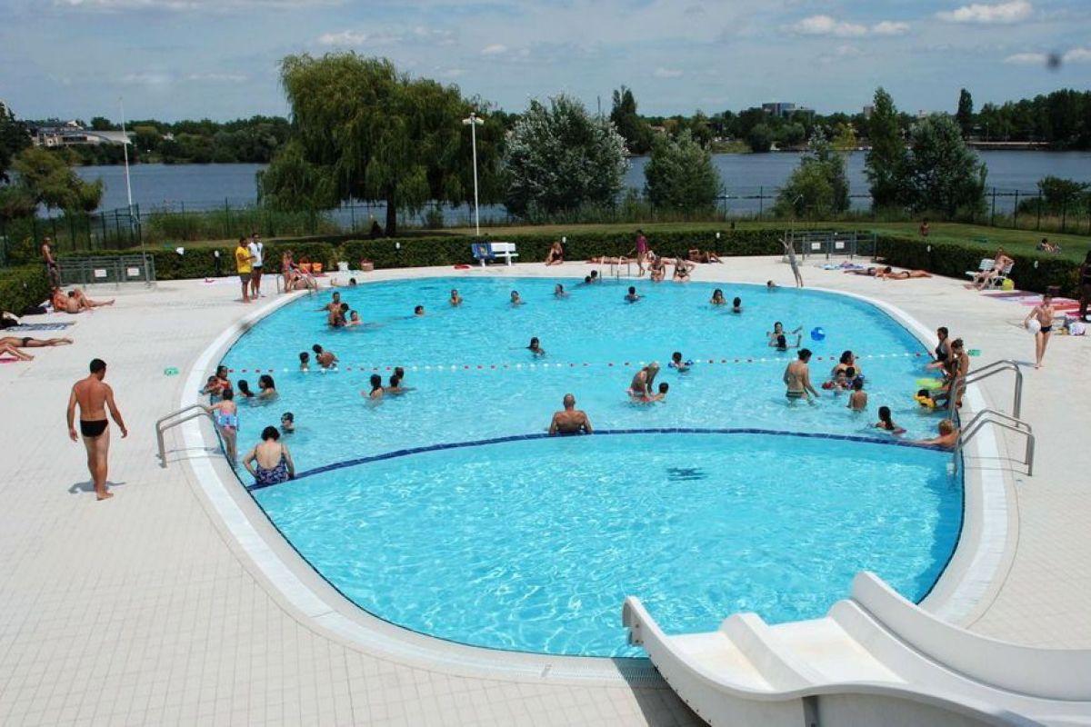 Piscine Des Lacs À Viry-Chatillon - Horaires, Tarifs Et ... pour Piscine D Orly