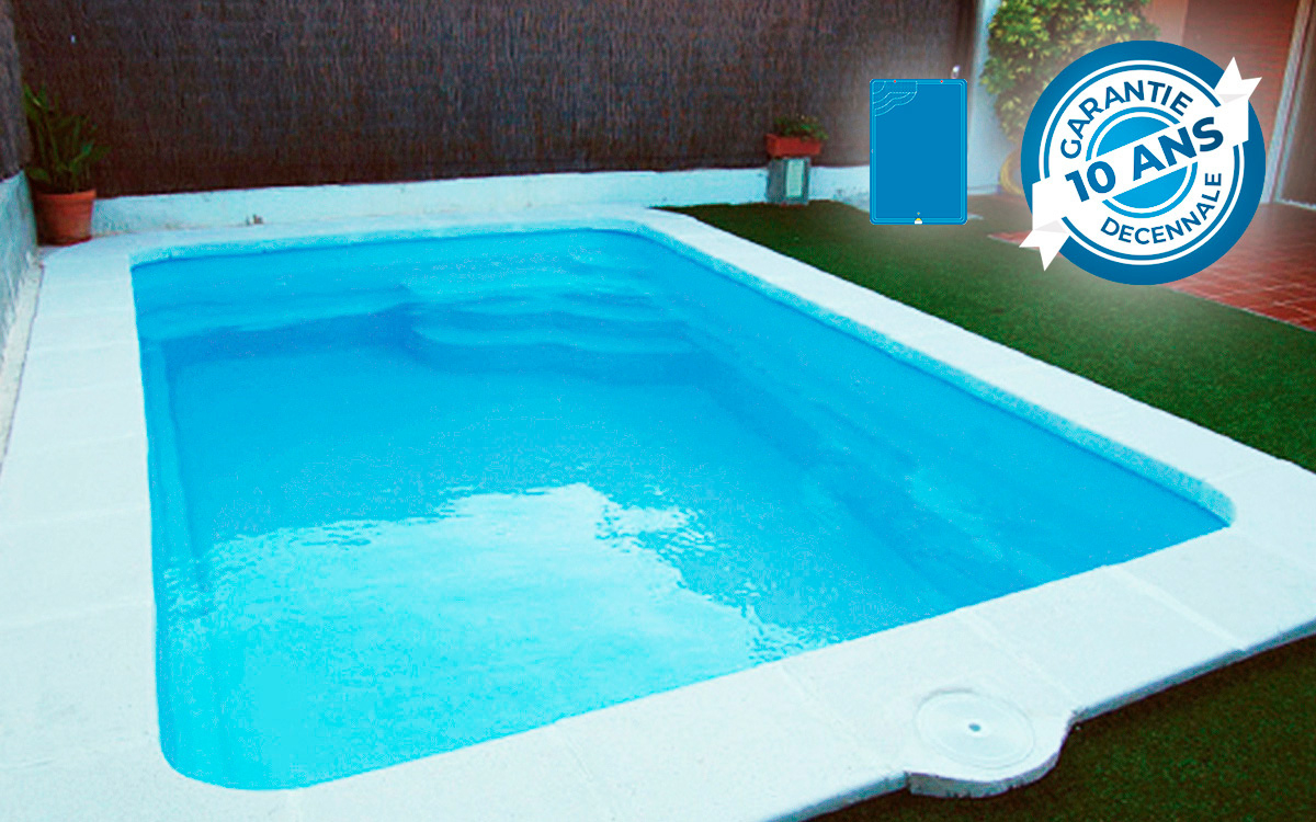 Piscine Direct Usine: Piscine Coque Polyester À Prix Discount destiné Piscine Bac