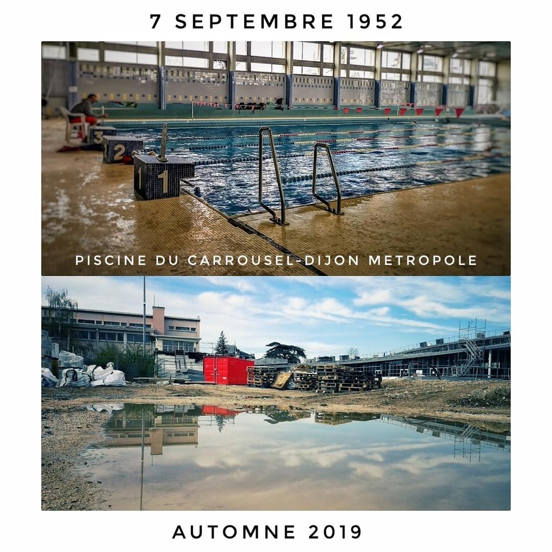 Piscine Du Carrousel / Actualités - Ville De Dijon pour Piscine Carrousel Dijon