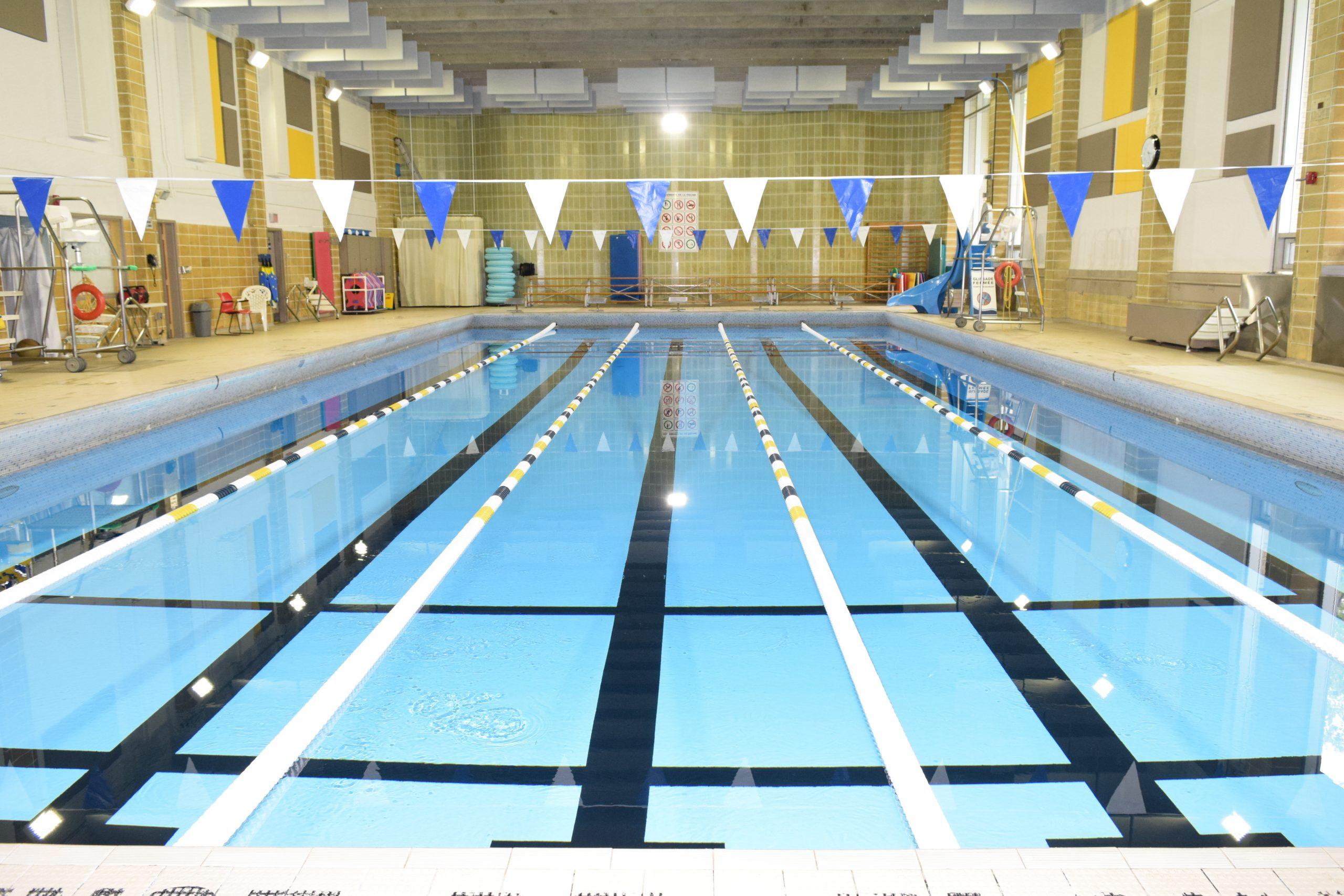 Piscine Du Centre - Réseau Aquatique Drummondvilleréseau ... pour Piscine La Fleche