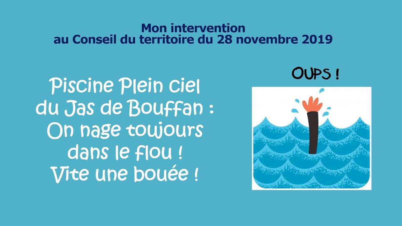 Piscine Du Jas De Bouffan : On Nage Toujours Dans Le Flou ... dedans Piscine Plein Ciel Aix En Provence